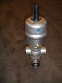 """APV SW44 - 3"""" / DN80 Valves and swingbend panels"""