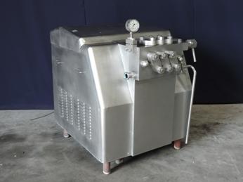 APV Gaulin MP12-5TBS High pressure homogenisers