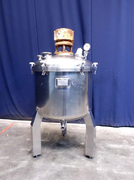 Diessel  Mix tanks