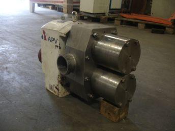 APV 4R+BS Lobe rotary pumps