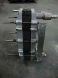 Plate heat exchangers not sanitary