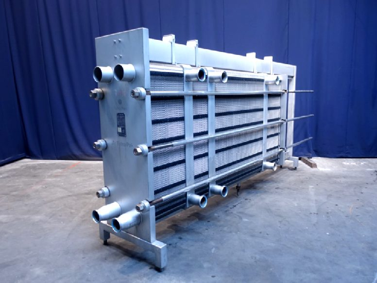 Tetra Pak MS15 Plate heat exchangers