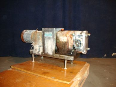 Alfa Laval 2020A Lobe rotary pumps