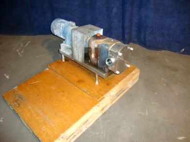 Ibex 2025B Lobe rotary pumps