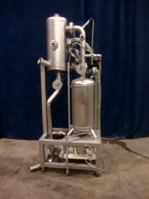 Stephan Vacuum system for cooker Processed cheese equipment