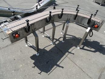Polyketting Twin lane Transport conveyors