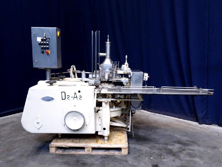 Benhil 8205 Cup filling machines