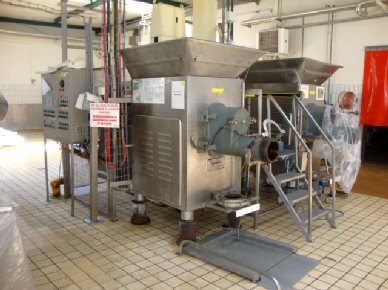 Rex AMW 200 Processed cheese equipment
