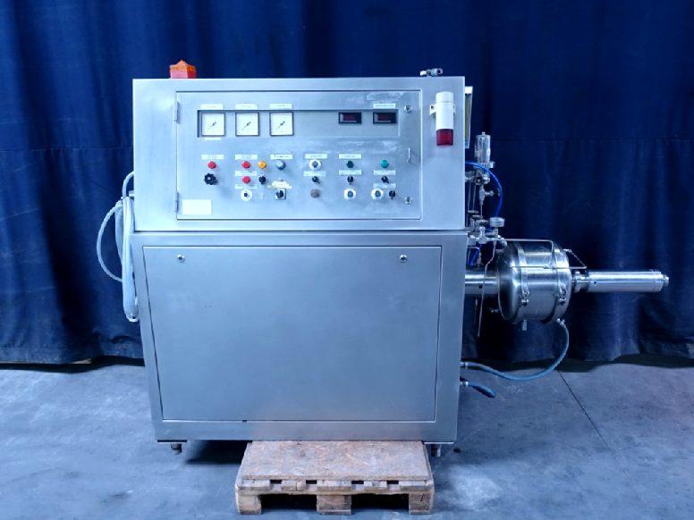 Mondomix UB25 Foaming machines