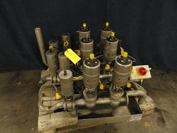 APV - Клапаны и откидные панели