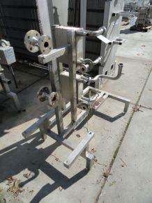 Tenez ST3 PB 0632K Plate heat exchangers not sanitary