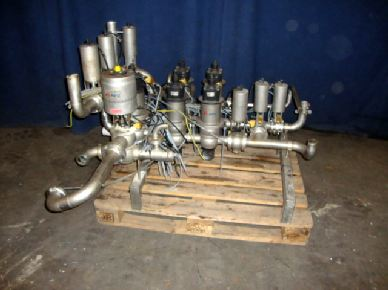 APV - Valves and swingbend panels