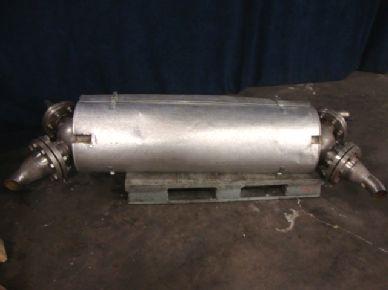 Elte SRO - Tubular heat exchangers not sanitary