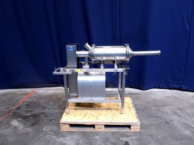Nirosta - Margarine equipment