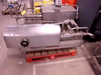 Allweiler SNSP 50.1 Eccentric screw pumps
