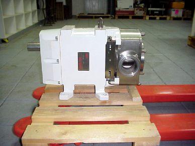 ITT Jabsco 24 Lobe rotary pumps