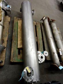 - Tubular heat exchangers not sanitary