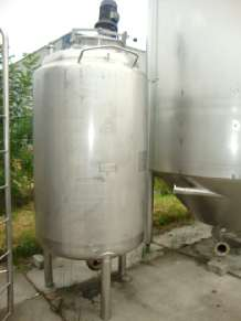 - Process tanks