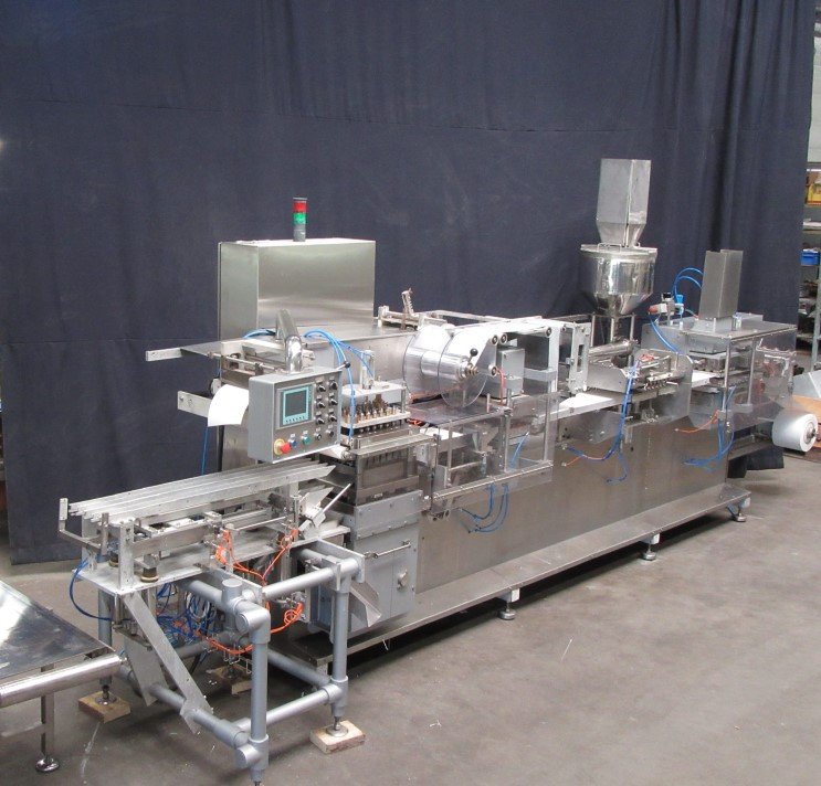 Hassia THL28/22 Cup form, fill and seal (FFS) machines