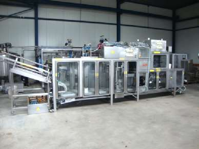 Miromatic MDA-2-5/20-C Cup filling machines
