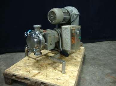 Fristam FKFHS 40 Lobe rotary pumps