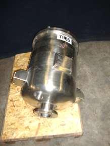 Westfalia STEA Pressure tanks
