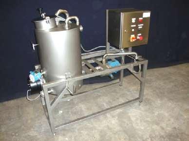 Egli ET62 Butter equipment