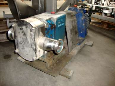Johnson 31-50 Lobe rotary pumps