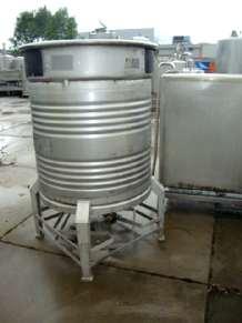 - Pressure tanks