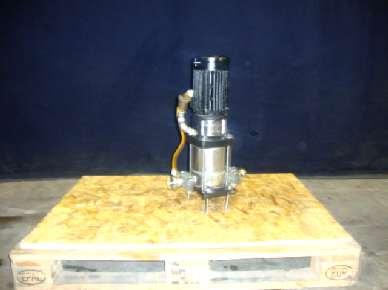 Grundfos CRN4-50 A-P-G - BUBV Centrifugal pumps
