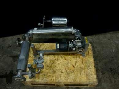 Grundfos CRN4 20/1A-F-G-BUB Centrifugal pumps