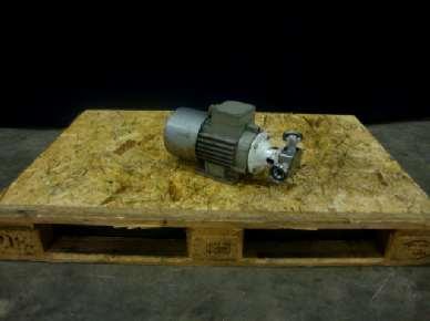 ITT Jabsco B3/B14A Self-priming pumps