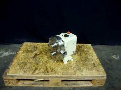 JM55VT Lobe rotary pumps