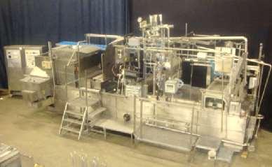 Ampack Ammann A1R33 /18 - 00 Cup filling machines