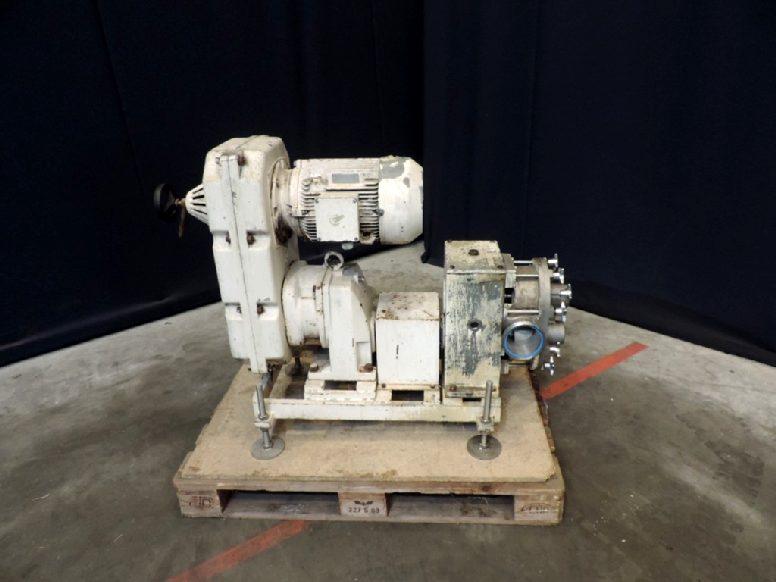 Fristam FKN50775 Lobe rotary pumps