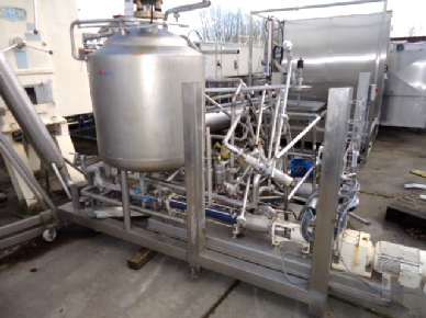 APV - Process tanks