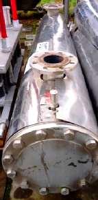Helmut Weinbrenner 260-260-2X38-15-18-2.3 Buizenwarmtewisselaar niet sanitair