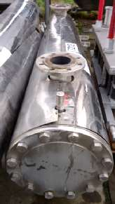 Helmut Weinbrenner 260-240-73-15-18-23 Tubular heat exchangers not sanitary