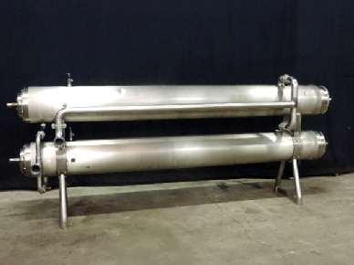 H-3575 Трубчатые теплообменники
