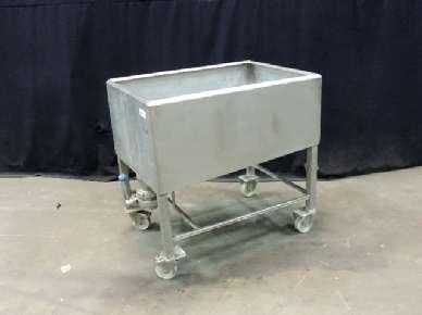 - Open vats