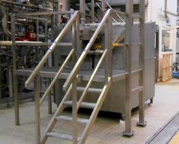 Alfa Laval SHL40 High pressure homogenisers