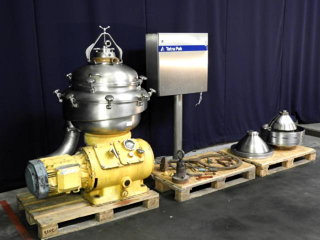 Alfa Laval MRPX 313HGV-19H Other separators