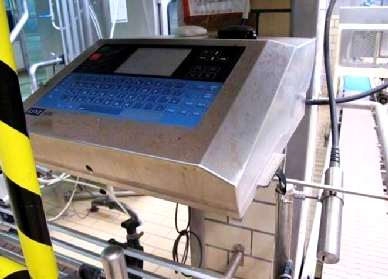Linx 6800 Label and coding machines