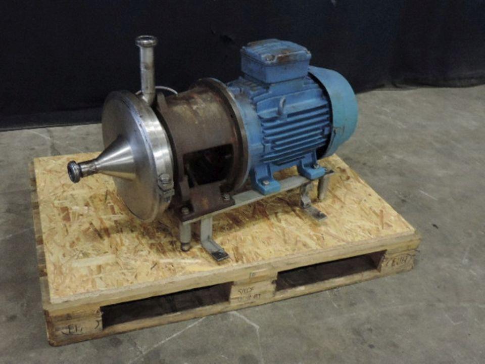 - Inline emulsifiers / mixers