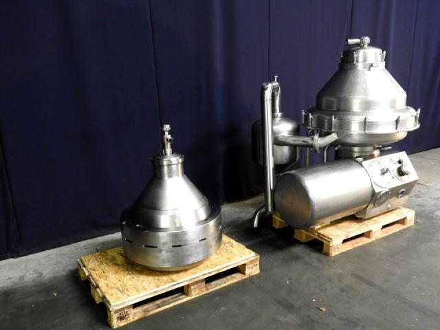 Alfa Laval MRPX218-tgv Cream separators